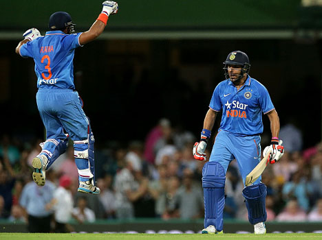 India vs Australia: 7 Moments for Team India s victory