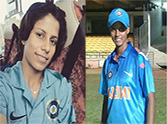poonam yadav and dipti sharma selected for t-20 cricket worldcup
