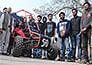 IIT-BHU के छात्रों ने बनाई 300 सीसी की स्पोर्ट्स कार
