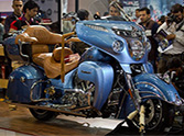 2016 Indian Roadmaster Launched at Rs. 38 Lac