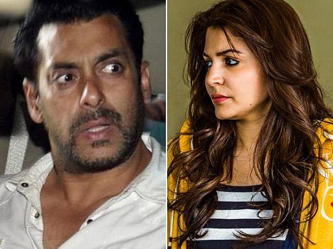 Anushka Sharma slapped salman Khan on sultan sets