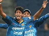 kasun rajitha made a record against team india