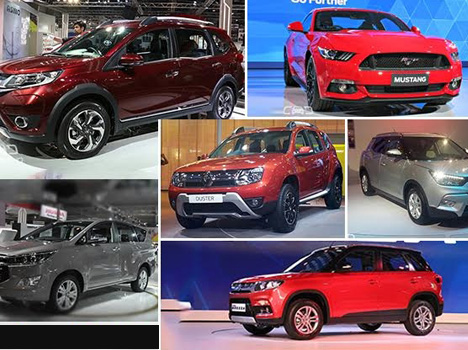 Top 10 Star Attractions of Auto Expo 2016