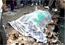 गुब्बारे में गैस भरते सिलेंडर फटा, विक्रेता की मौत
