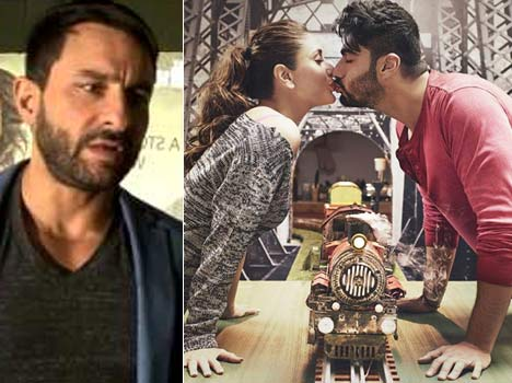 Kareena kapoor breaks no-kissing policy