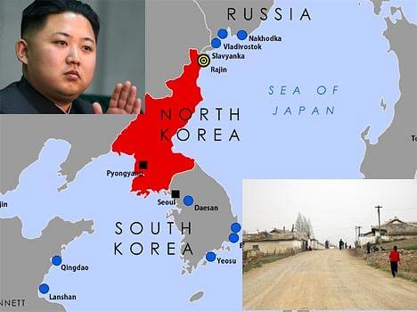 food crisis in north korea
