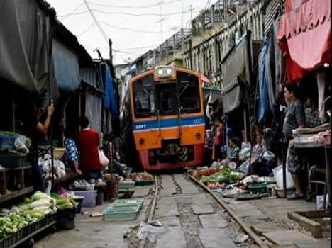 most unusual train tracks in the world