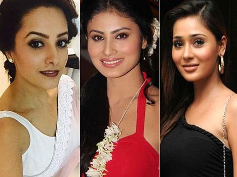 Indian Tv actresses in bikini