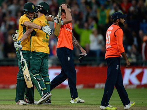 south africa won first t20 match against england