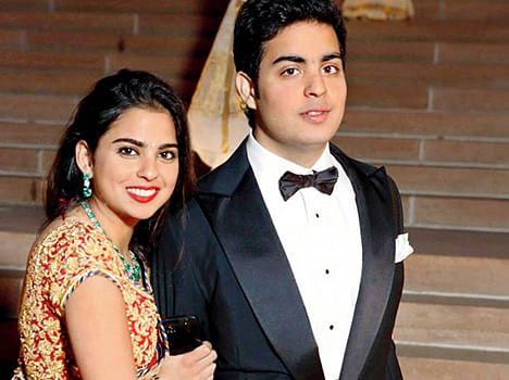 Billionaire children of Indian business families