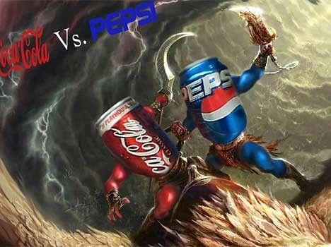 biggest brand rivalry companies