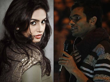 Because of the special connection Huma Qureshi follow Khalid