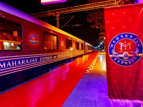 mahraja train, luxury train of indian railway, special stories on union rail budget