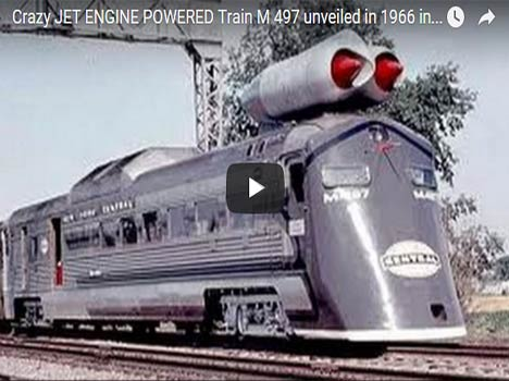 10 Weird Trains That Now Belong To The History Books