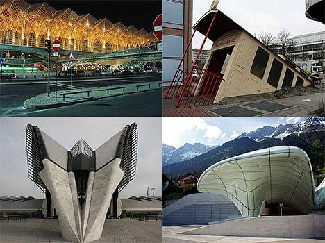 The World's 11 Strangest Train Stations