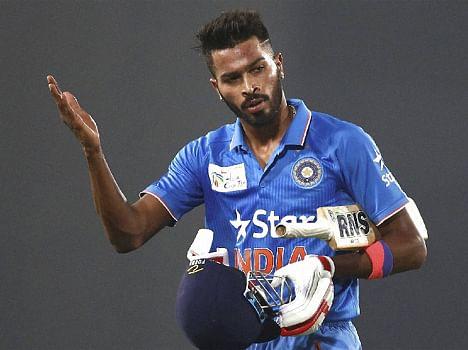 ms dhoni said hardik is a game changer batsman