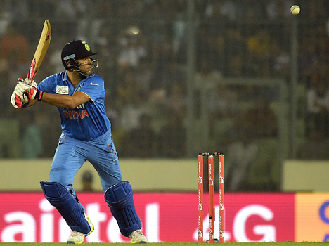 yuvraj singh becomes first Allounder to Achieve Double record