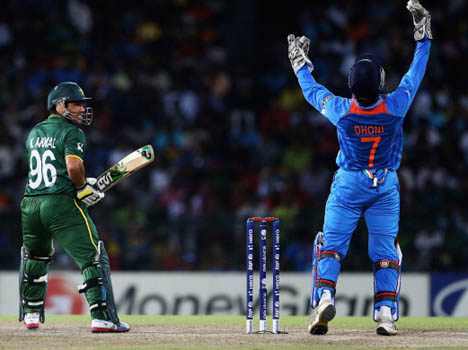 india vs pakistan, all over in t-20