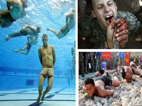 toughest military trainings