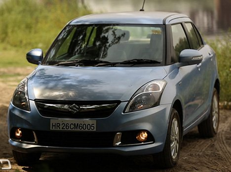 Maruti Dzire Diesel Variants Offered With Discounts Upto Rs. 65,000