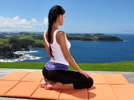 12 Yoga Exercises to Get Beautiful Body Shape