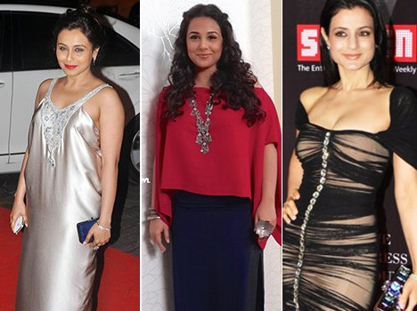 Bollywood Actresses who look good in Indian outfits only