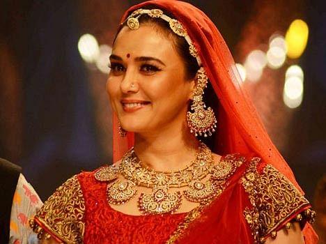 Preirty Zinta Wedding Photograph Leak