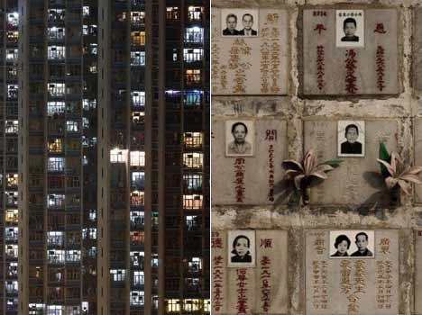 The dead in Hong Kong cannot rest in peace due to lack of space