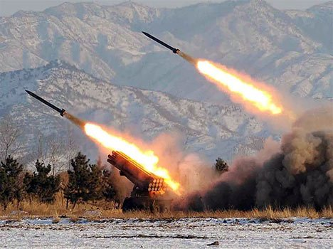 Once Again North Korea has Tested Missiles