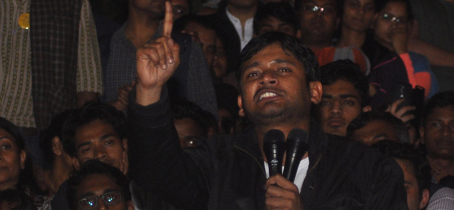 Court denies for permanently bail to Kanhaiya,  directed for trial court.