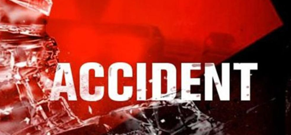 Two injured in road accident in samba