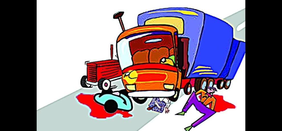 six injured in road accident1