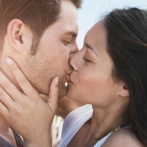 health benefits of kissing