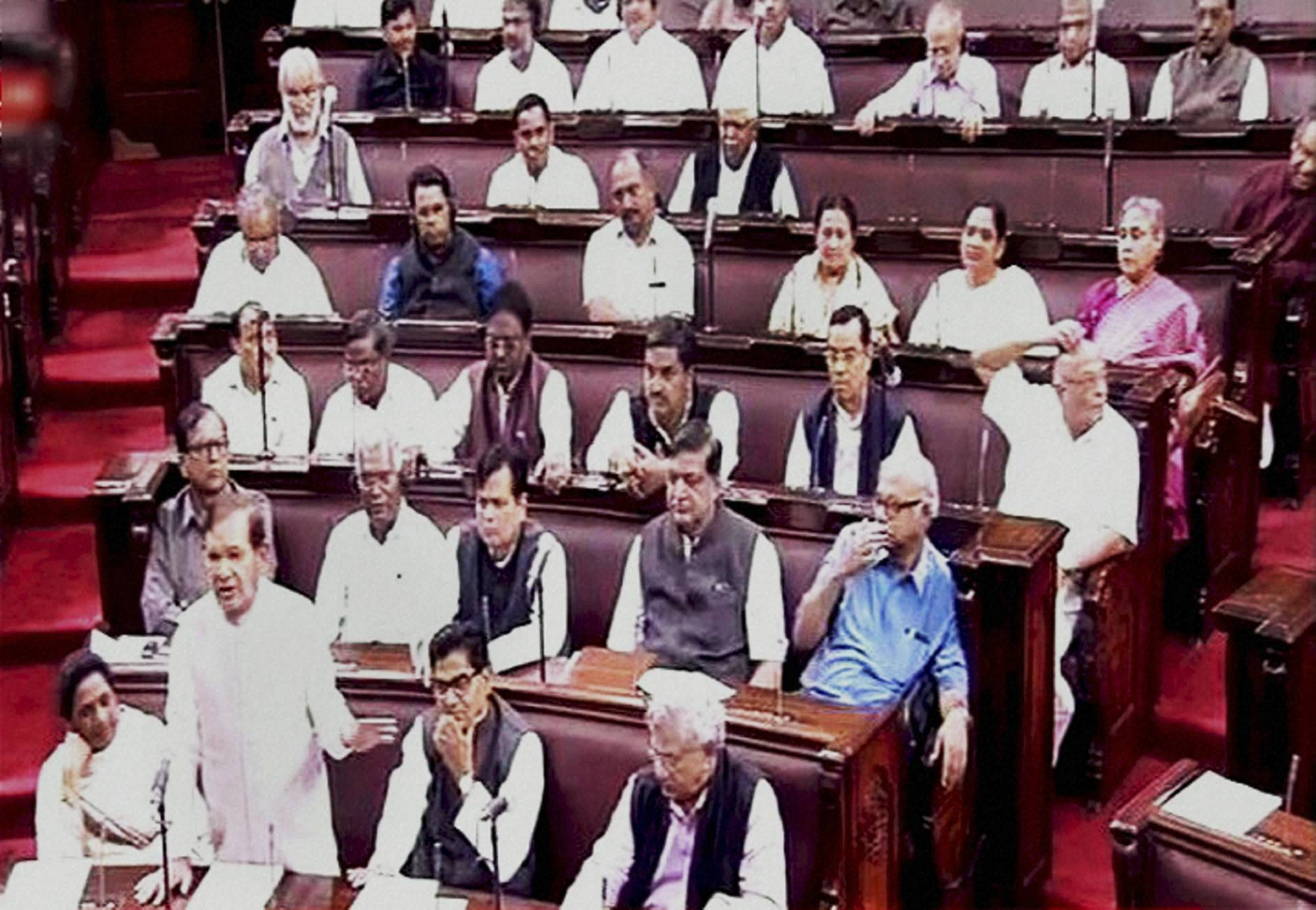 rajya sabha seats should be abolished says rajkumar saini