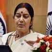 sushma swaraj live form United Nations General Assembly