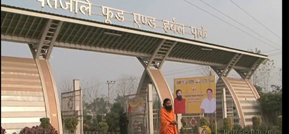 Baba Ramdev's Patanjali institution sought 650 acres