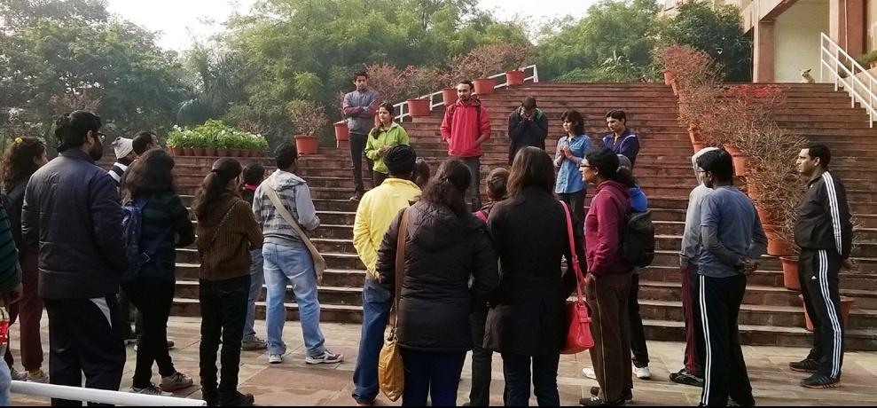 jnu student missing from three days after clash with abvp members