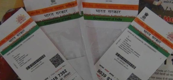 FinMin orders Banks to link Aadhar with bank accounts