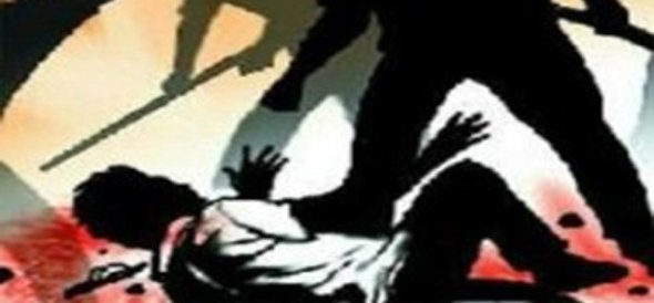 truck driver beaten and throw down in third building at punjabi dhaba zirakpur