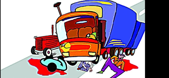 Road accident, Cantor, motorcycle, collision, killing two young men, Cantor driver case, Patiala