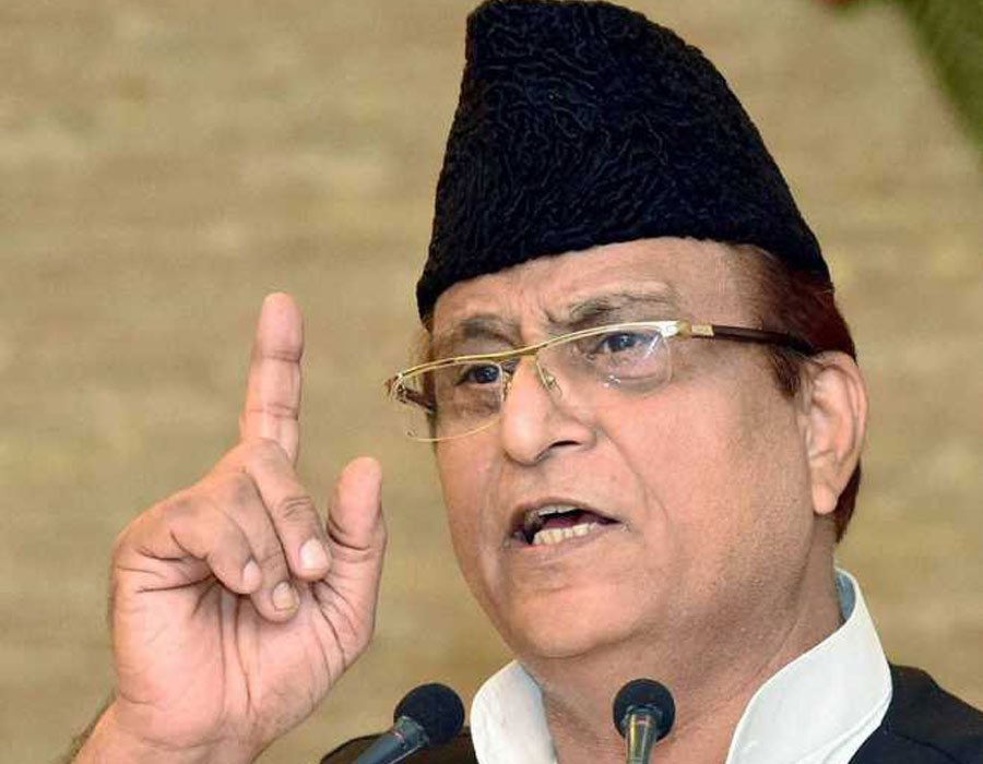 Azam Khan calls BSP and BJP as Idiot