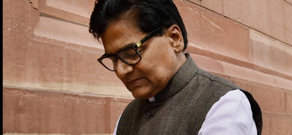 RamGopal official residence changed in the war room