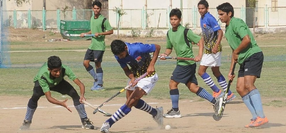 20, play narsary in bhiwani, players tallent, improve