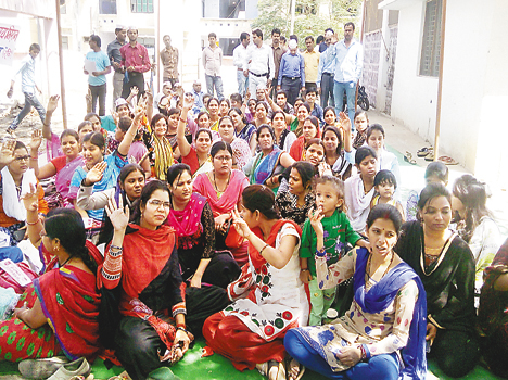 bihar govt to regularise all contract employees, बिहार में सभी संविदाकर्मी नियमित होंगे