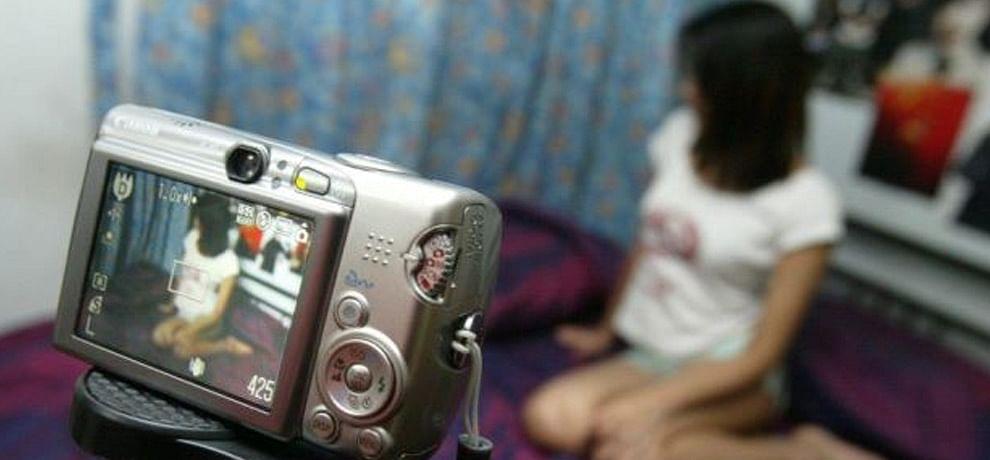 Image result for खुफिया कैमरे से बनता था लडकियों के विडियो