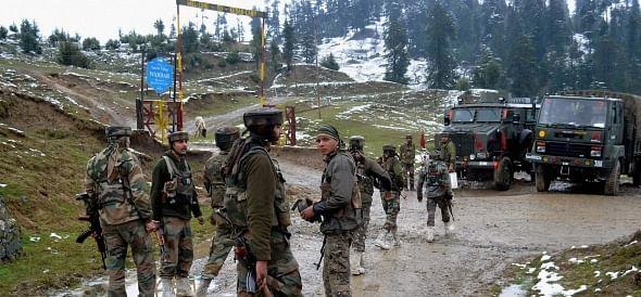 grenade attack in Pulwama