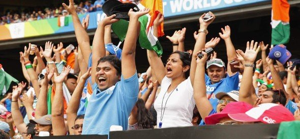 first match of india vs pakistan after uri Attack