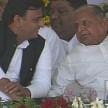 expelled ministers meet mulayam singh yadav