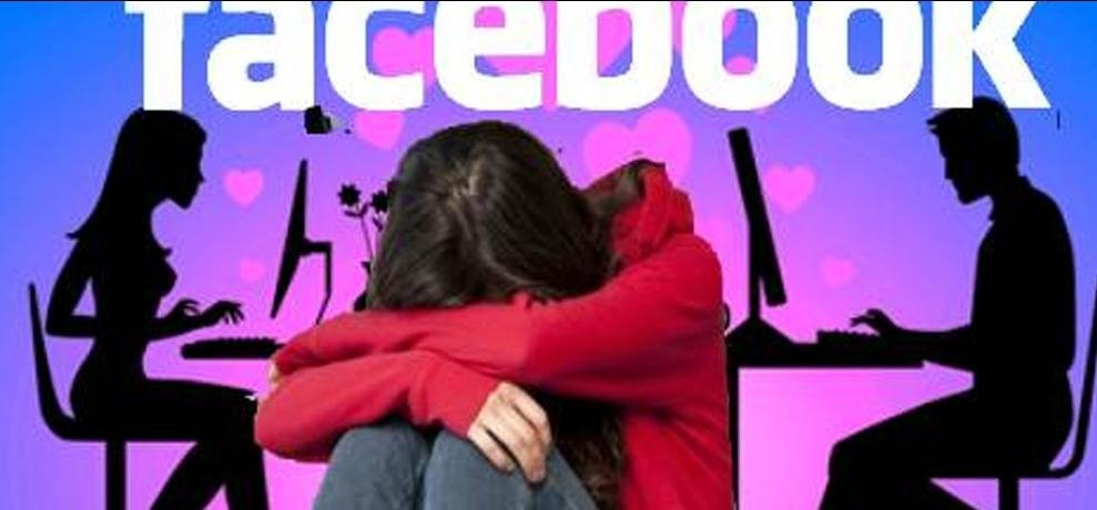Image result for facebook whatsapp girls blackmail