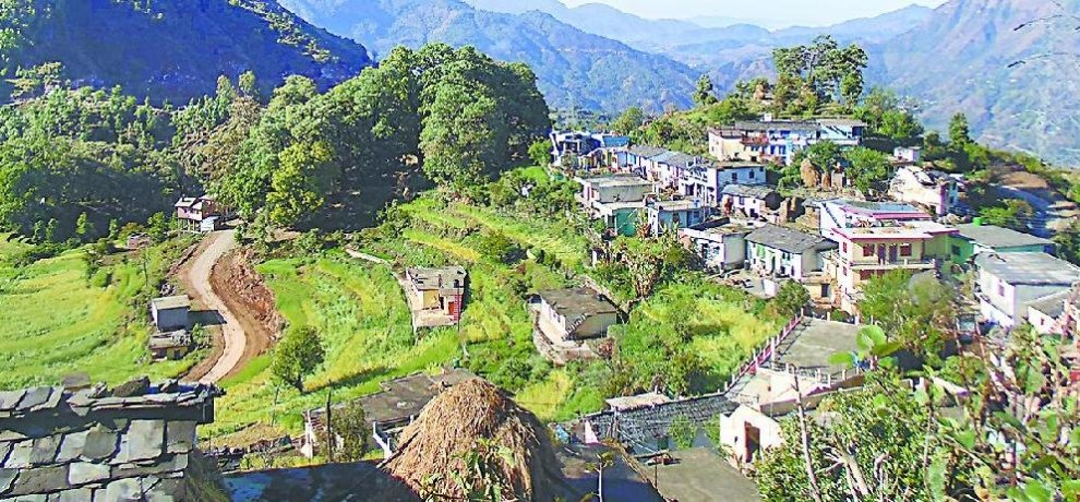 migration from uttarakhand hilly areas